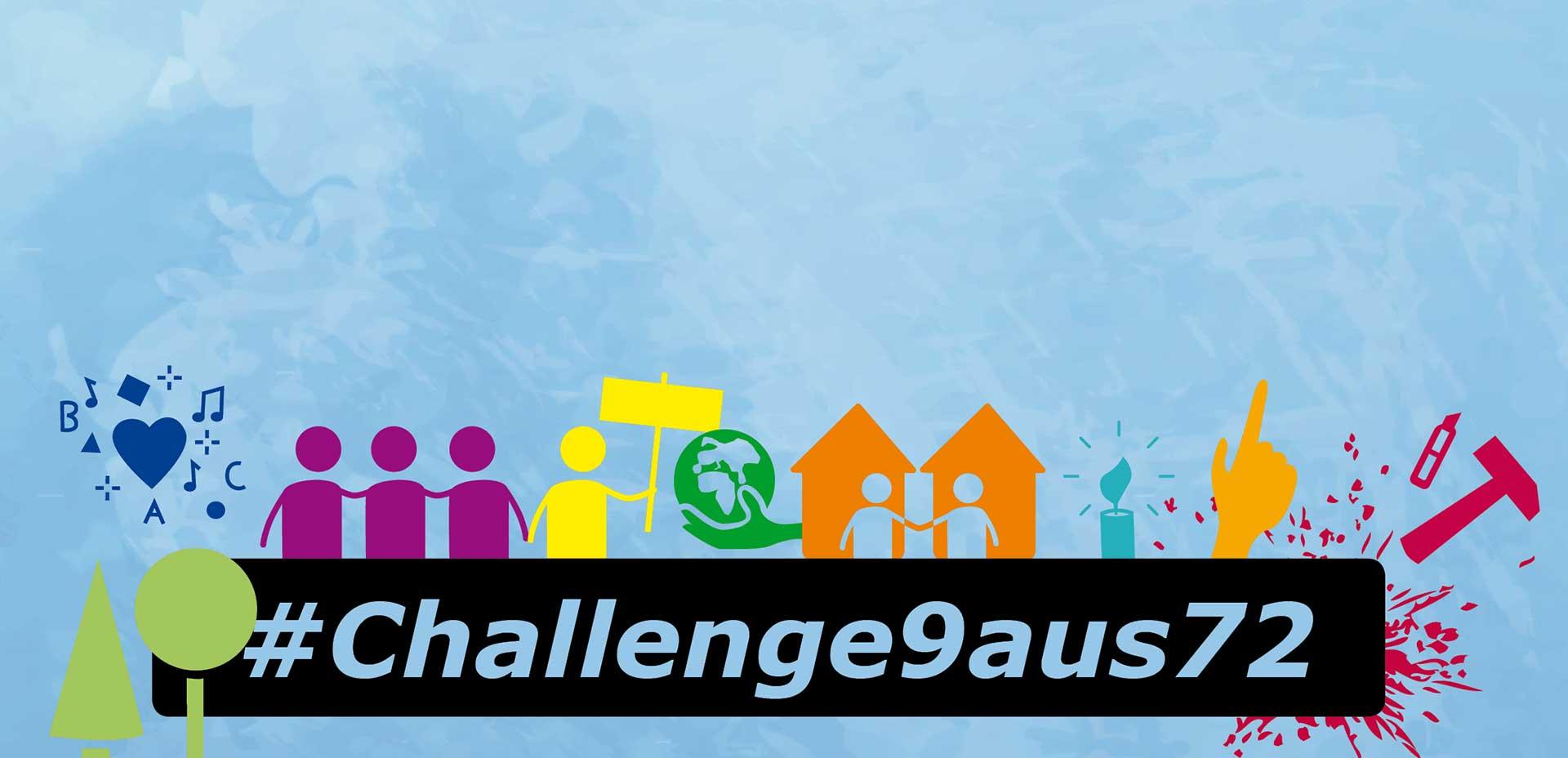 #challenge 9 aus 72