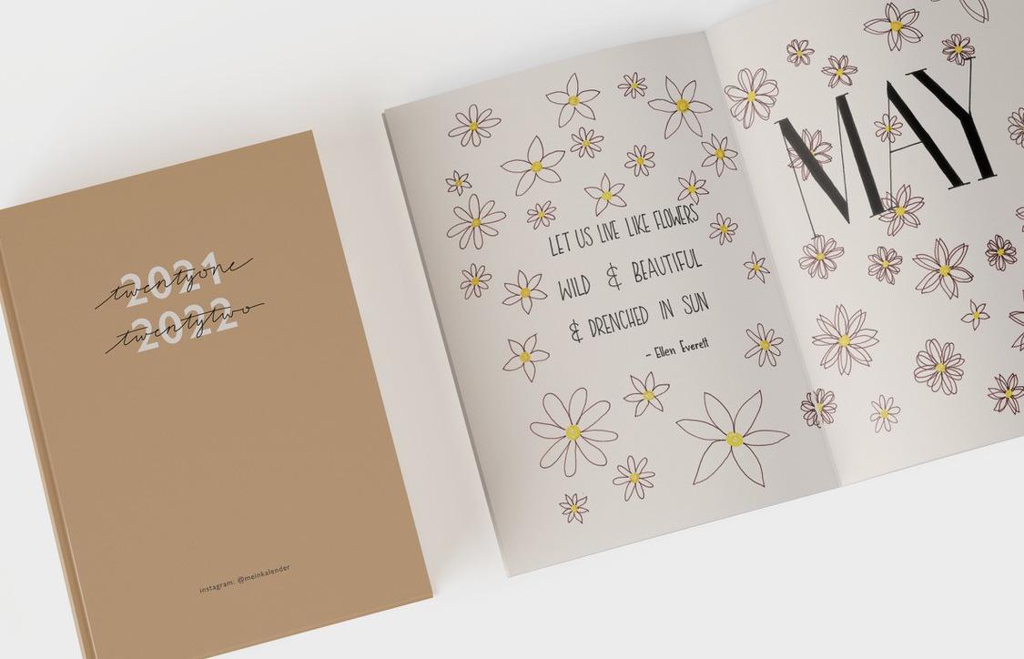 #MeinKalender – Diplomarbeit von Lena, Magda & Laura