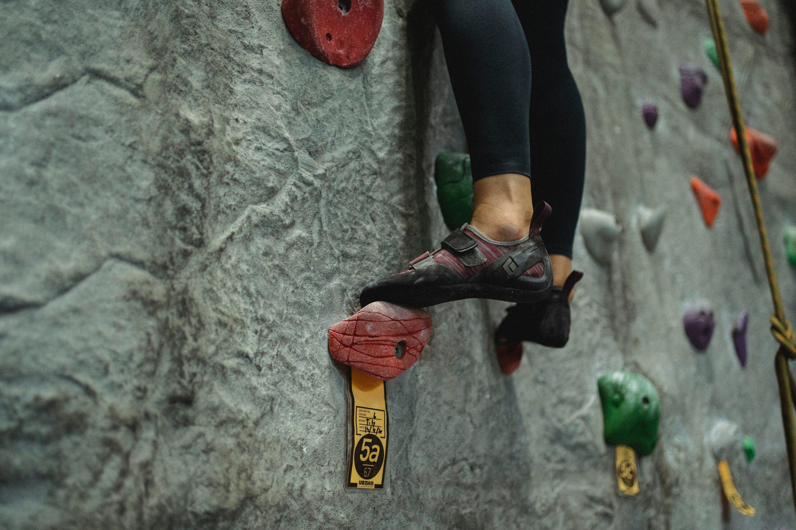 Schnupperklettern – Hoch hinaus!
