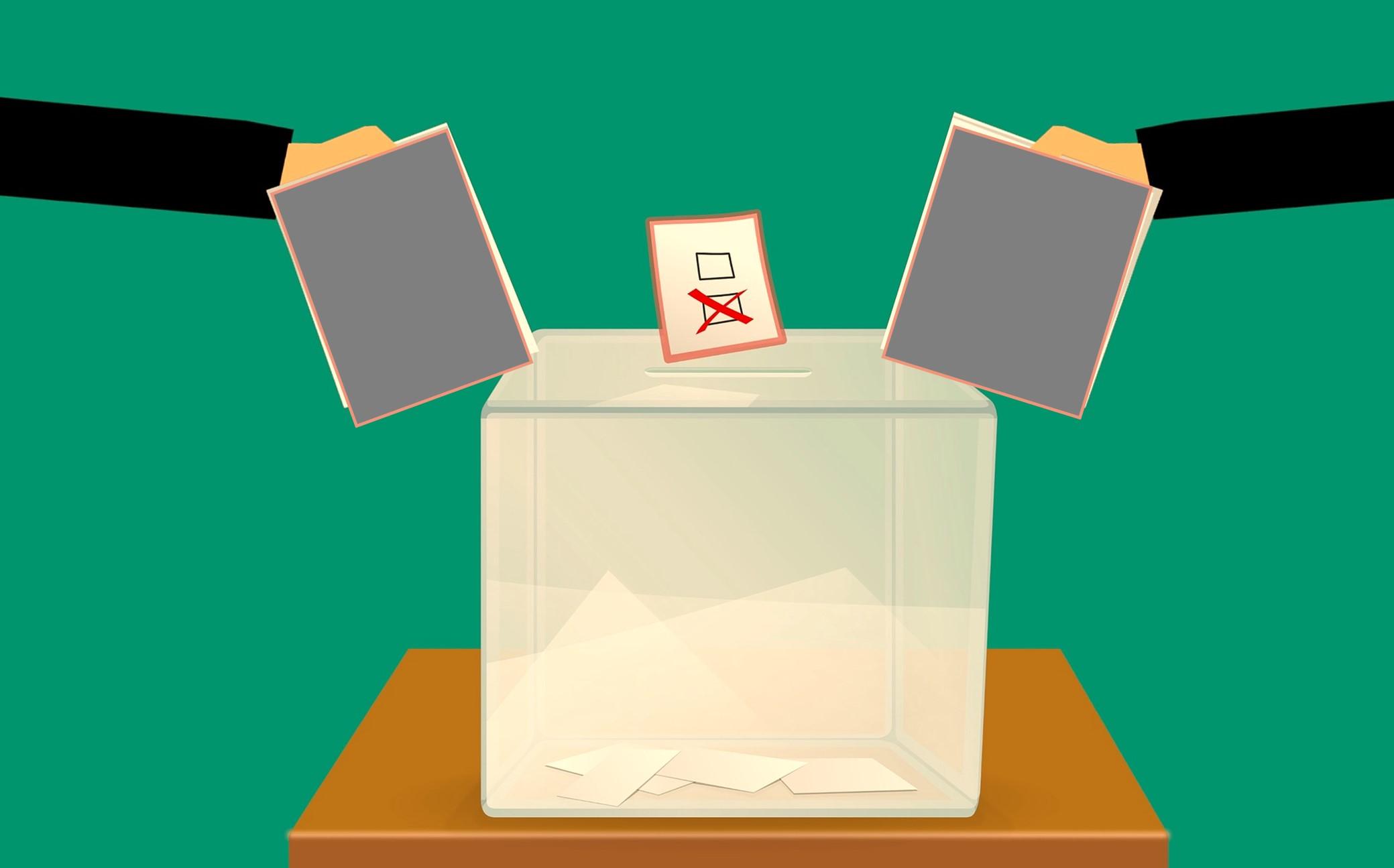 Wählen gehen – so wird's gemacht – AnnaHatRecht erklärt…